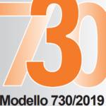 Dichiarazione dei redditi – mod. 730/2019 – Redditi del 2018